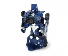 DICKIE Toys Transformers The Last Knight Robot Fighter Barricade