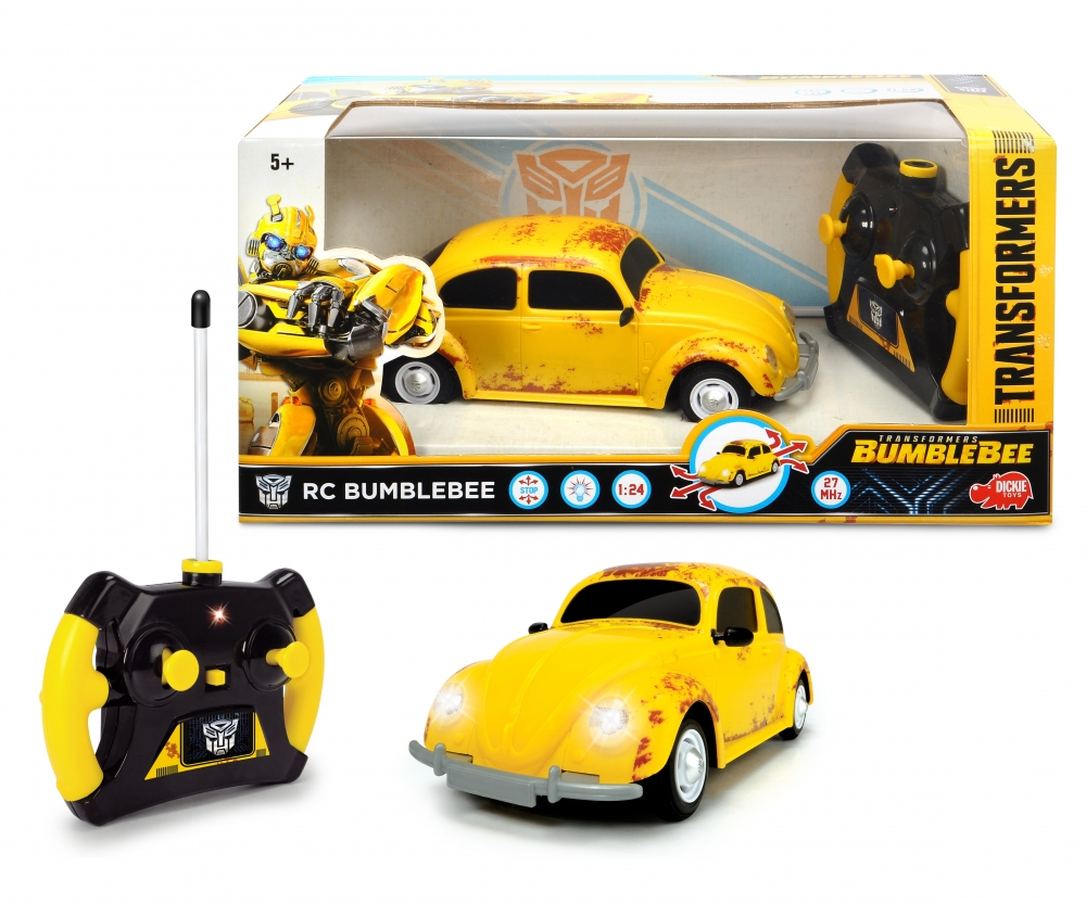 rc transformers m6 bumblebee transformers helden. Black Bedroom Furniture Sets. Home Design Ideas