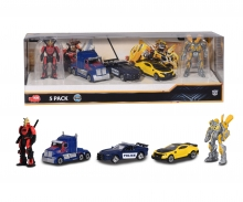 DICKIE Toys Transformers 5-Pack