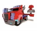 DICKIE Toys Transformers Optimus Prime Battle Truck