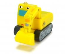 DICKIE Toys Helden der Stadt Bernd Bagger