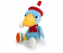 DICKIE Toys Helden der Stadt Plüsch Kasimir Krähe