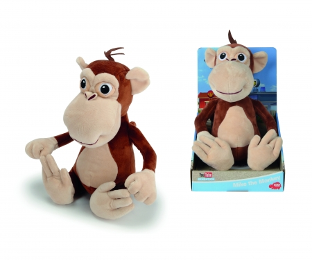 DICKIE Toys Heroes of the City Monkey soft toy