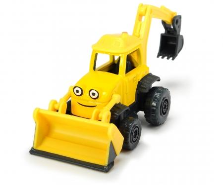 DICKIE Toys Bob the Builder Die-Cast Scoop