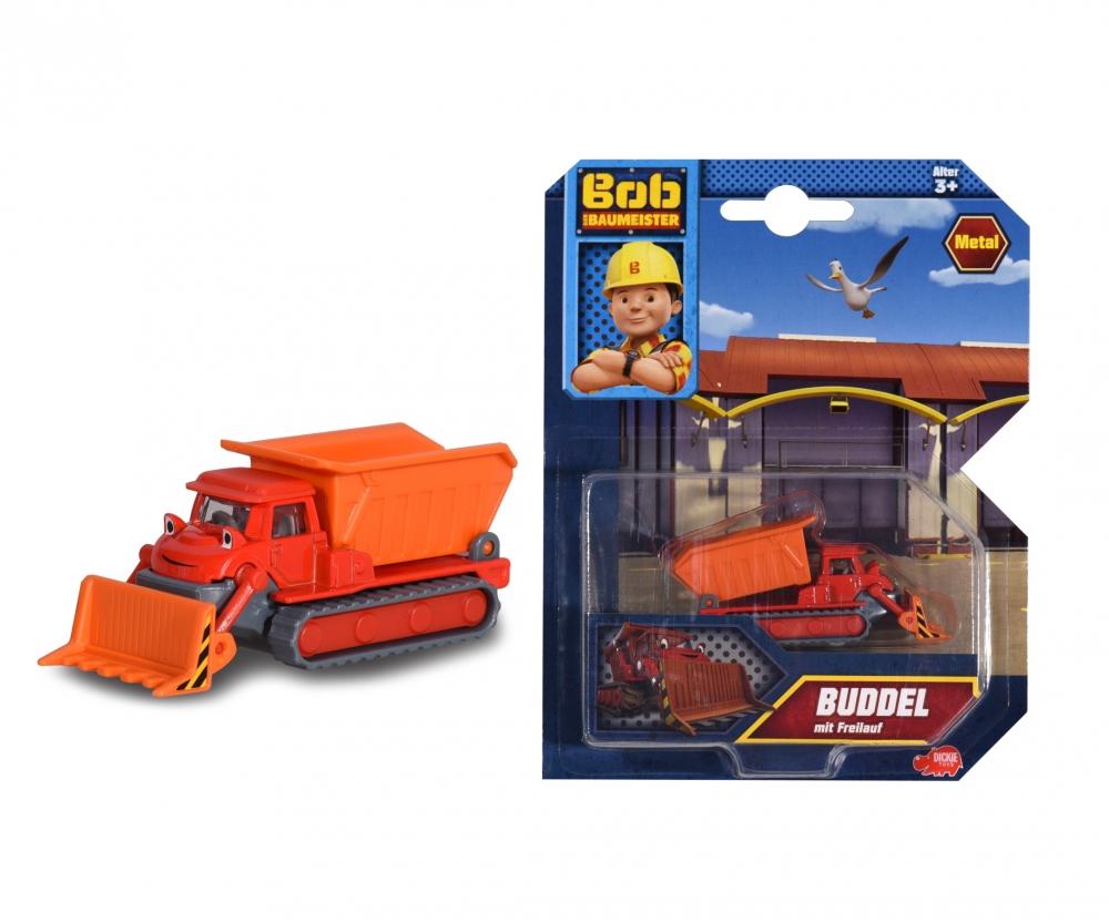 Bob the Builder Die-Cast Muck - Bob the Builder - Licenses
