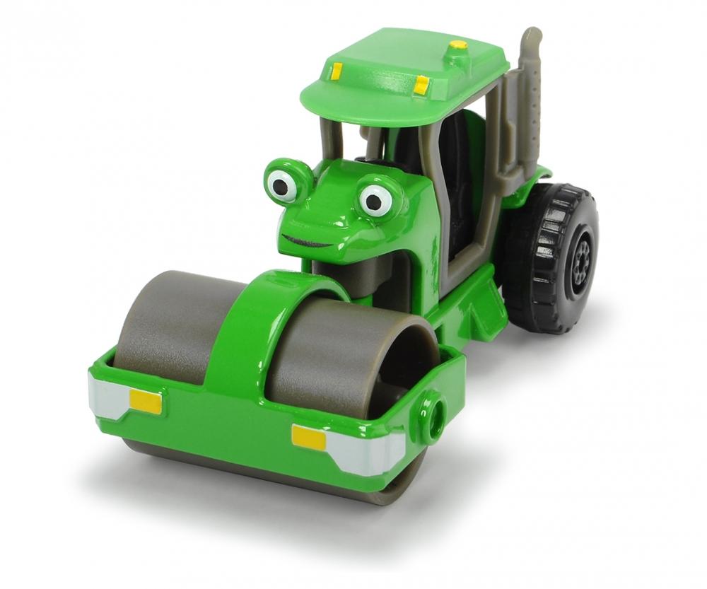 environ 7 cm-Neuf Dickie Toys 203131000-Bob Le Bricoleur-Biaggi avec roue libre