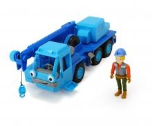 DICKIE Toys Bob der Baumeister Action-Team Heppo + Wendy