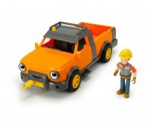 DICKIE Toys Bob der Baumeister Action-Team Tread + Bob