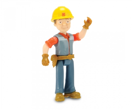 DICKIE Toys Bob the Builder Garage Set