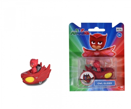 DICKIE Toys PJ Mask Single Pack Owl-Glider