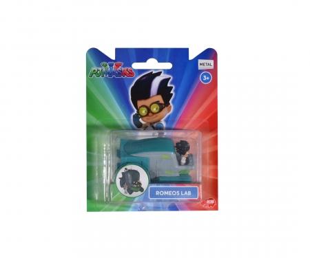 DICKIE Toys PJ Mask Single Pack Romeos Lab