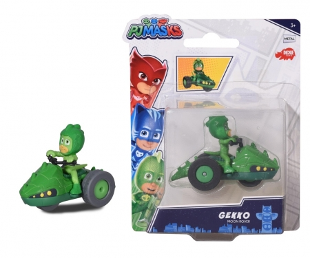 DICKIE Toys PJ Masks Single Pack Gluglu Rover