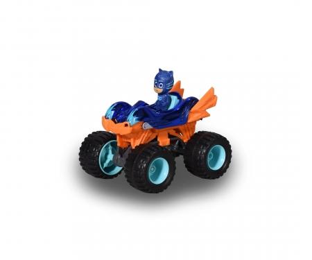 DICKIE Toys PJ Masks Cat-Boy auf Mega Wheels