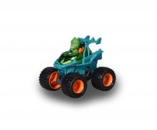 DICKIE Toys PJ Masks Gluglu dans reptilo-mobile
