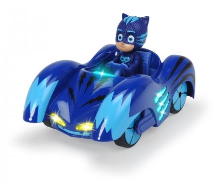 DICKIE Toys PJ Masks Mission Racer Cat-Car