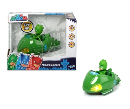 DICKIE Toys PJ Masks Mission Racer Gecko