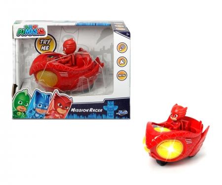 DICKIE Toys PJ Masks Mission Racer Owlette