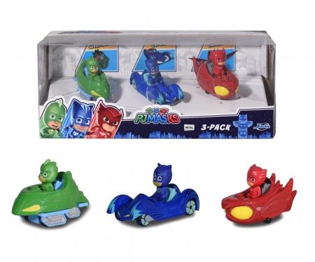 DICKIE Toys PJ Mask 3-Pack