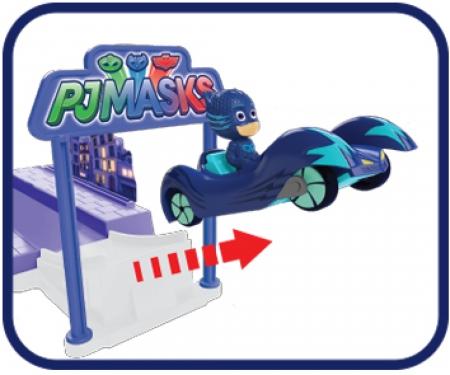 DICKIE Toys PJ Mask Night Mission