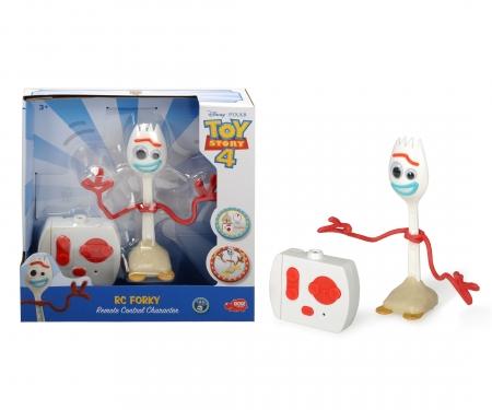 DICKIE Toys RADIO CONTROL FORKY CONTROL POR INFRARROJOS 15 CM