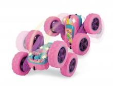 DICKIE Toys Flippy télécommandé en rose