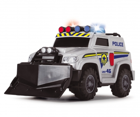 DICKIE Toys Rescue Car