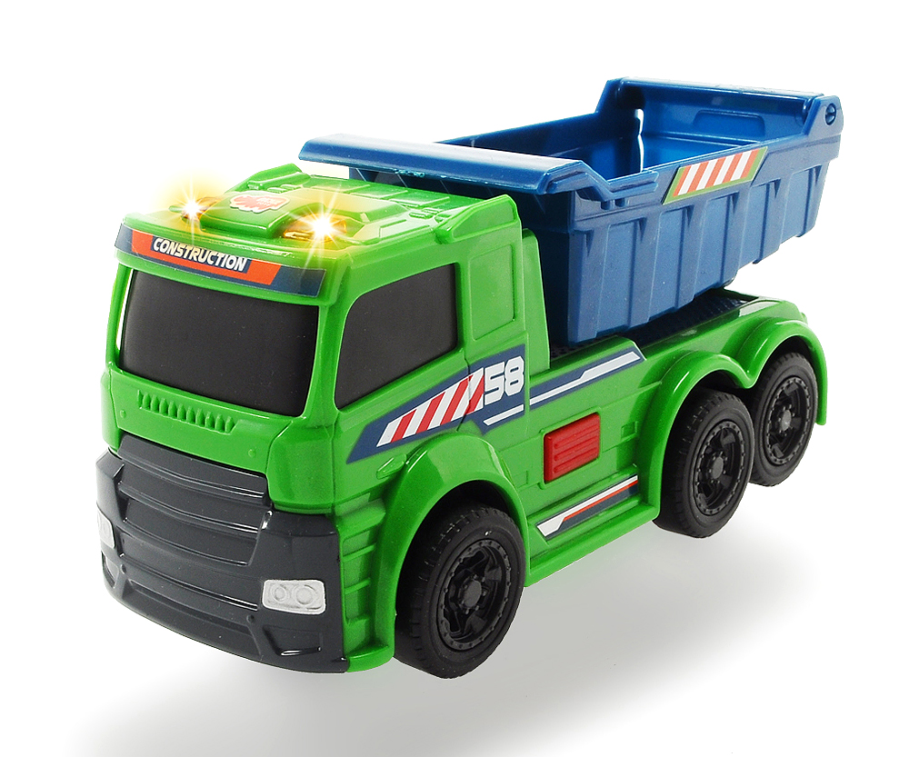 Dump Truck Mini Action Series Action Series Brands Products