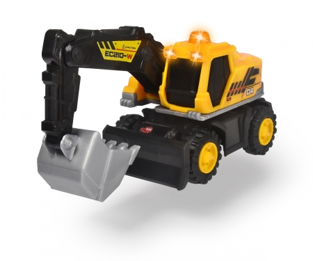 DICKIE Toys Excavator with light and sound