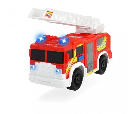 DICKIE Toys CAMIÓN DE BOMBEROS LUZ Y SONIDO 30 CM
