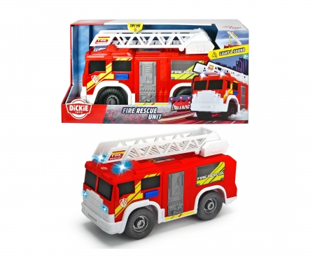 DICKIE Toys Fire Rescue Unit