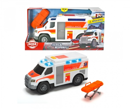 DICKIE Toys Medical Responder