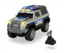 DICKIE Toys TODOTERRENO POLICÍA LUZ Y SONIDO 30 CM