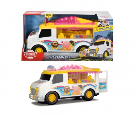 DICKIE Toys Eiscremewagen