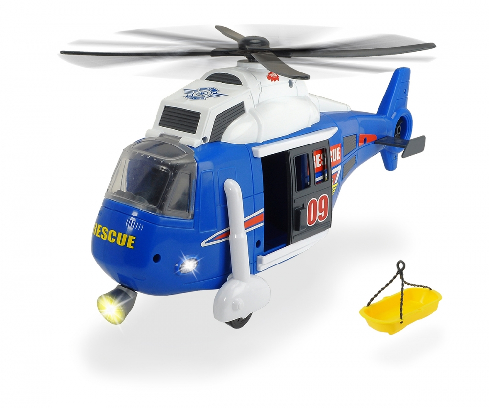 Helicopter - Large Action Series - Action Series