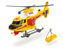 DICKIE Toys Air Patrol Rescue Helicopter