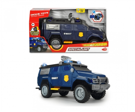 DICKIE Toys Special Unit Police SUV