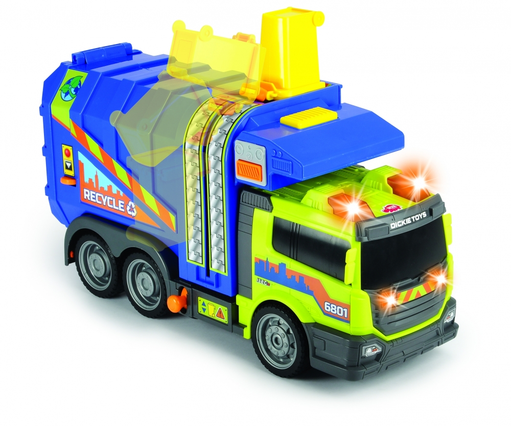 Garbage Collector Large Action Series Action Series