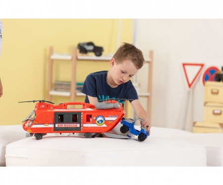 DICKIE Toys Giant Rescue Helicopter