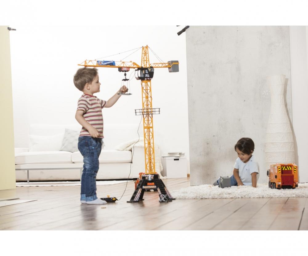 ca9f5f8e871d2 Mega Crane - Construction - Brands & Products - www.dickietoys.de