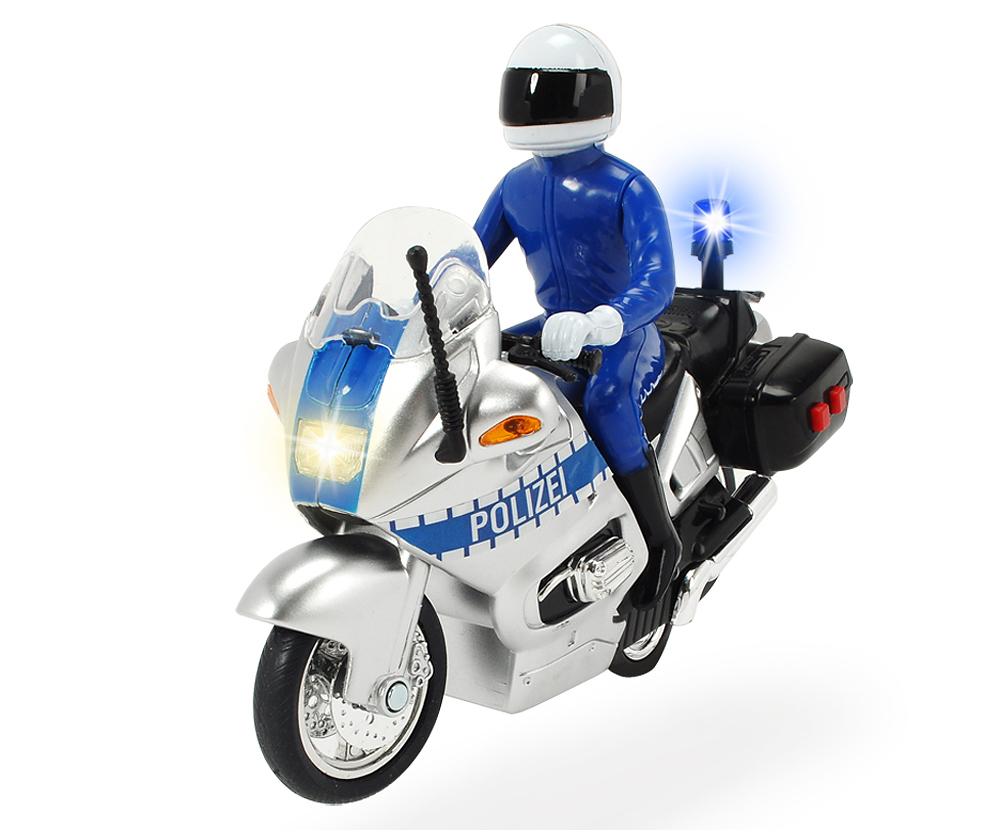 Police Bike Sos Brands Products Www Dickietoys De