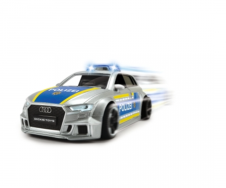 DICKIE Toys Audi RS3 Police