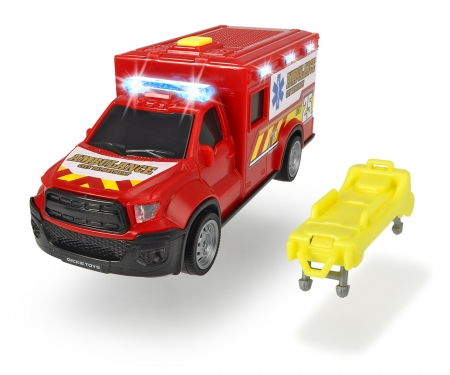 DICKIE Toys City Ambulance