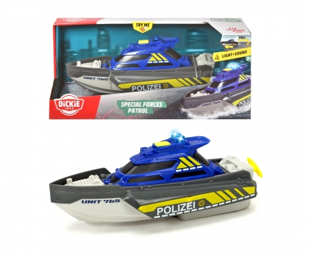 DICKIE Toys Special Forces Patrol