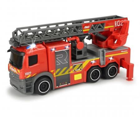 DICKIE Toys Feuerwehr Drehleiter