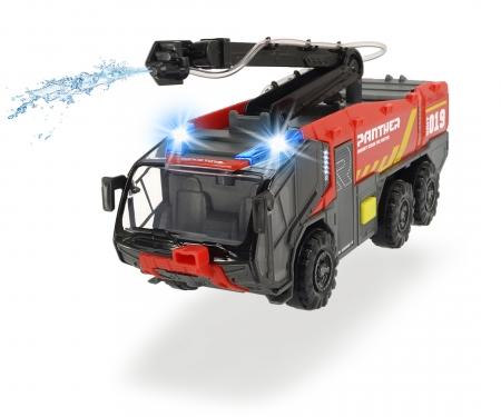 DICKIE Toys Camion de pompiers d'aéroport