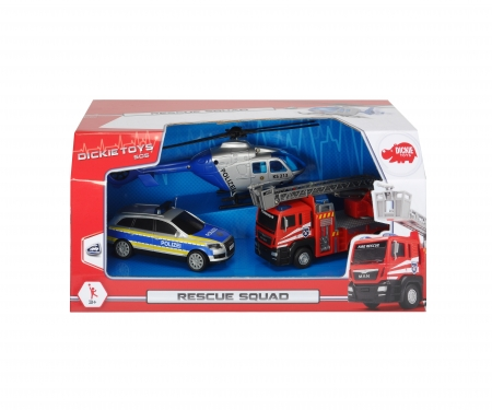 DICKIE Toys Rescue Squad