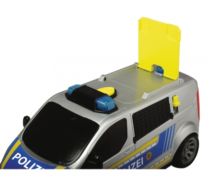 DICKIE Toys Ford Transit Police