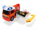 DICKIE Toys Fire Engine Push & Play