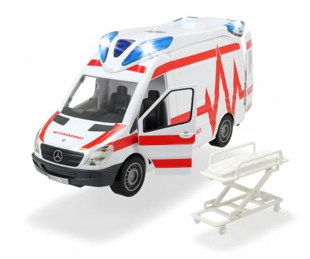 DICKIE Toys Ambulance Van