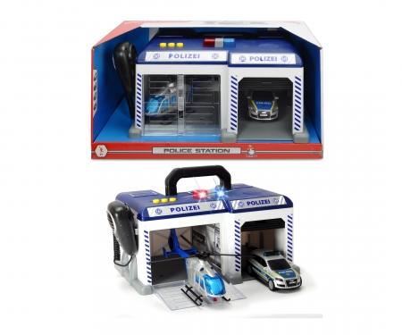 DICKIE Toys S.O.S. Police Station